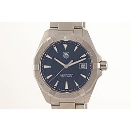 Tag Heuer Aquaracer WAY1112 40mm Mens Watch