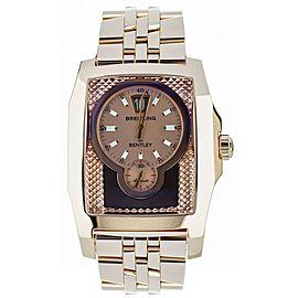 Breitling for Bentley Flying B Rose Gold Bracelet Ref: R28362