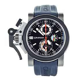 Graham Chronofighter oversize referee titanium 47mm ref: 2OVKK.B36A