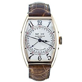 Franck Muller Master Calendar 18K 5850 MC 45 x 32 mm Full Set