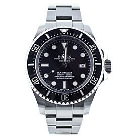 ROLEX DEEPSEA SEA DWELLER 44MM REF: 116660 BOX AND PAPERS