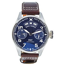 IWC Le Petit Prince Pilot Annual Calendar Limited Edition IW502703 Full Set