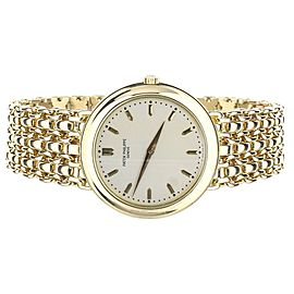 Patek Philippe 5032j Yellow Gold Bracelet 36mm