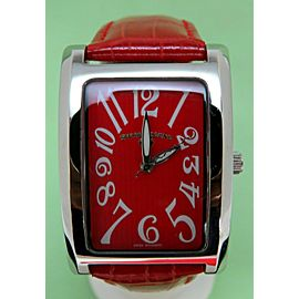 'Swiss Legend' Women's Watch (Red) | JSB