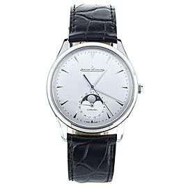 Jaeger LeCoultre Ultra Thin Moon 39mm Q1368420 Full Set