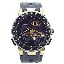 Ulysse Nardin El Toro 43mm GMT Perpetual Calendar ref:326-03