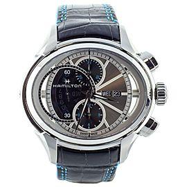 Hamilton Jazzmaster Face 2 Face II Silver Dial Automatic H32866781