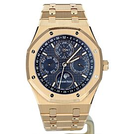 Audemars Piguet Royal Oak Perpetual Calendar Moonphase 18K Rose Gold