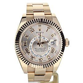 Rolex Sky-Dweller 42mm Rose Gold ref:326935 Annual Calendar