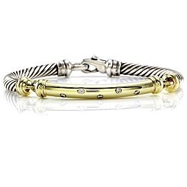 David Yurman Metro Sterling Silver Bracelet