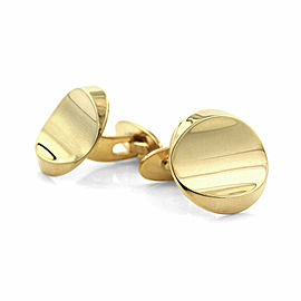 Georg Jensen Gold Cufflinks
