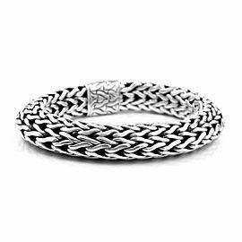 John Hardy Classic Wheat Silver Bracelet