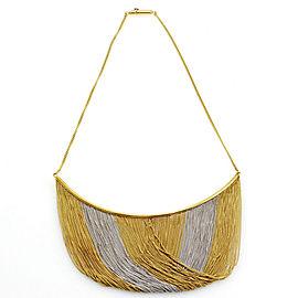 18K Drape Necklace