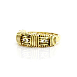 Roberto Coin Appassionata Diamond Ring in Gold