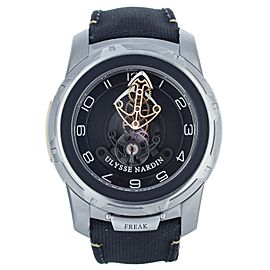 Ulysse Nardin Freak Out Black Dial 2053-132/02 45mm Full Set
