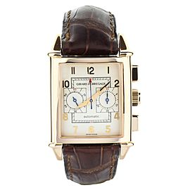 Girard Perregaux Vintage 1945 Chronograph 29 x 46.5 mm Ref: 2599 Complete set
