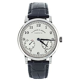 A. Lange & Sohne 1815 up/down White Gold 39mm Ref: 234.026 Comp