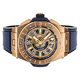 Hublot Big Bang Unico GMT King Gold 45mm 471.ox.7128.rx