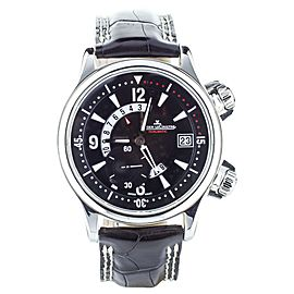 Jaeger LeCoultre Master Compressor Automatic 37MM SS. Ref: 148.8.60