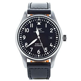 IWC Pilot's Mark XVIII Black Dial IW327001 Full Set