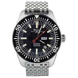 Ball Watch Engineer Master II Skindiver 40.5MM Ref: DM2108A-P-BK