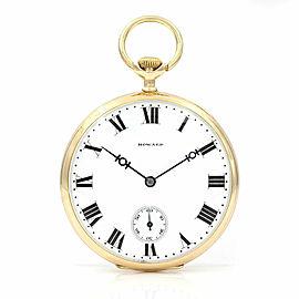Vintage Howard 14K Gold Pocket Watch