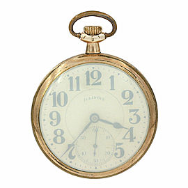 Illinois Railroad Pocket Watch