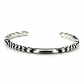 David Yurman Cuff Bracelet in Sterling Silver