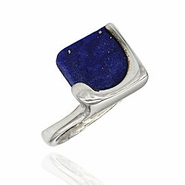Tiffany Lapis Ring in Silver