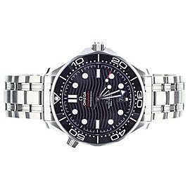 Omega Seamaster 300m BlackWave 42mm Bracelet ref:21030422001001 Complete
