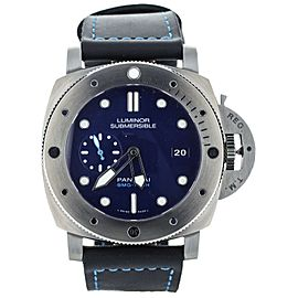 PANERAI SUBMERSIBLE PAM 692 BMG TECH COMPLETE SET DATED 11/2018