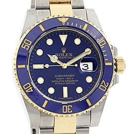 Rolex Submariner Stainless Steel & 18K Gold 116613LB