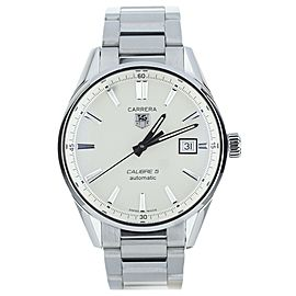 Tag Heuer Carrera Calibre 5 automatic WAR211B 39mm