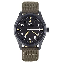 IWC Mark XVII HODINKEE Edition Pilot's Watch 39mm ref:IW324801 Full Set