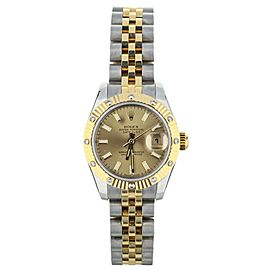 Rolex Datejust Two Tone 179313 26mm Ladies Watch
