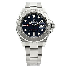ROLEX YACHTMASTER BLUE DIAL # 116622 | HE