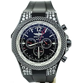 Breitling Bentley GMT Diamond lugs 48mm Full Setref: M47362