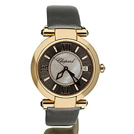 Chopard Imperiale Rose Gold Mother Of Pearl dial Full Set 384822-5005
