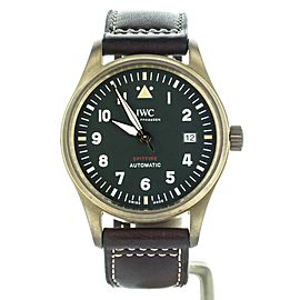 IWC Pilots Watch Automatic Spitfire Bronze 39mm IW326802 Full Set