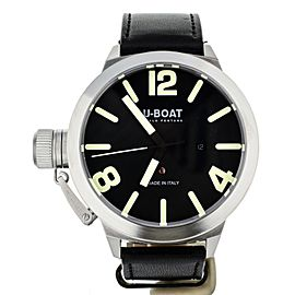 Uboat Classico AS/53 5570-5571 Stainless Steel 54mm Full Set