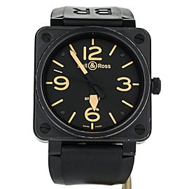 Bell and Ross BR01-92 Heritage 46mm Full Set