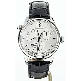 Jaeger LeCoultre Master Geographic ref 176.8.29.s 39mm