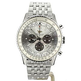 Breitling Navitimer 50th Anniversary Stainless Steel 42mm A41322
