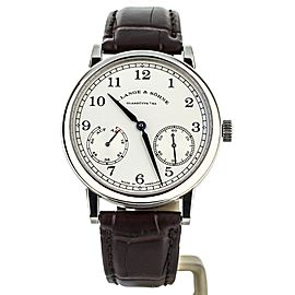 18KW A Lange and Sohne 1815 up/down 39mm Ref: 234.026 Full set
