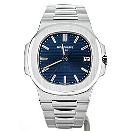 Patek Philippe Nautilus 40th Anniversary Platinum 5711 Full Set Limited Edition