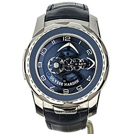 Ulysse Nardin Freak Cruiser Blue Dial 45mm White Gold 2050-131/03