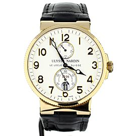 Ulysse Nardin Marine Chronometer Rose Gold 41mm 266-66
