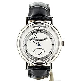 Breguet Classique Retrograde Seconds White Gold 39mm 5207BB/12/9V6 Full Set