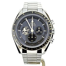Omega Speedmaster Apollo 11 50th Anniversary 42mm Full Set 31020425001001