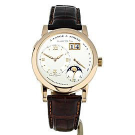 A Lange and Sohne Lange 1 Moonphase 38.5mm 109.032
